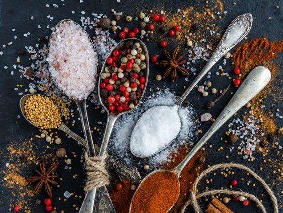 Irakilaisessa keittiössä käytetään paljon mausteita